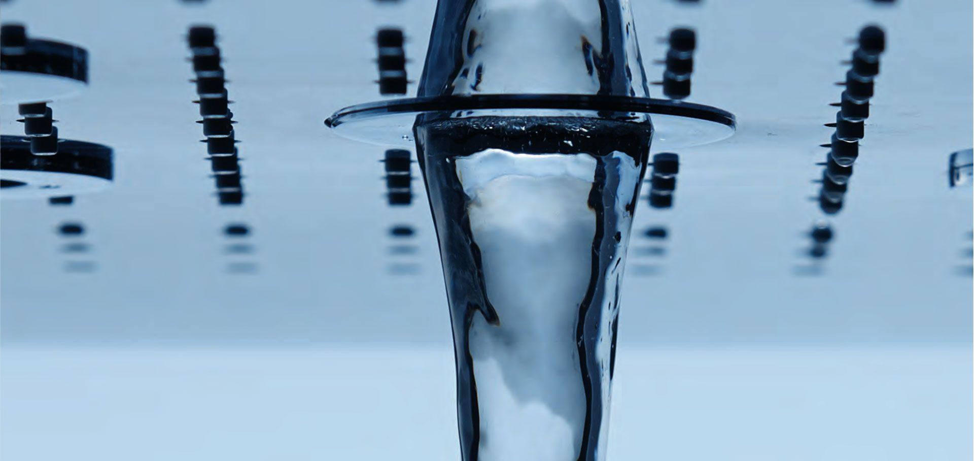 Công nghệ Water Pillar - TOTO VietNam