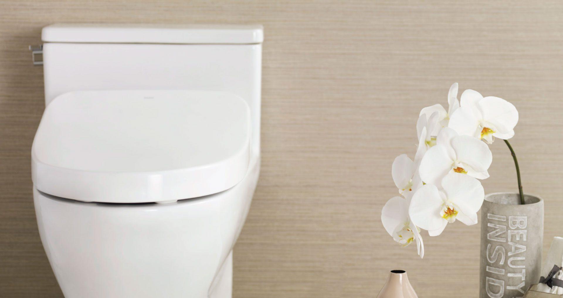 Cảm hứng từ nắp rửa tự động - Washlet - TOTO Vietnam