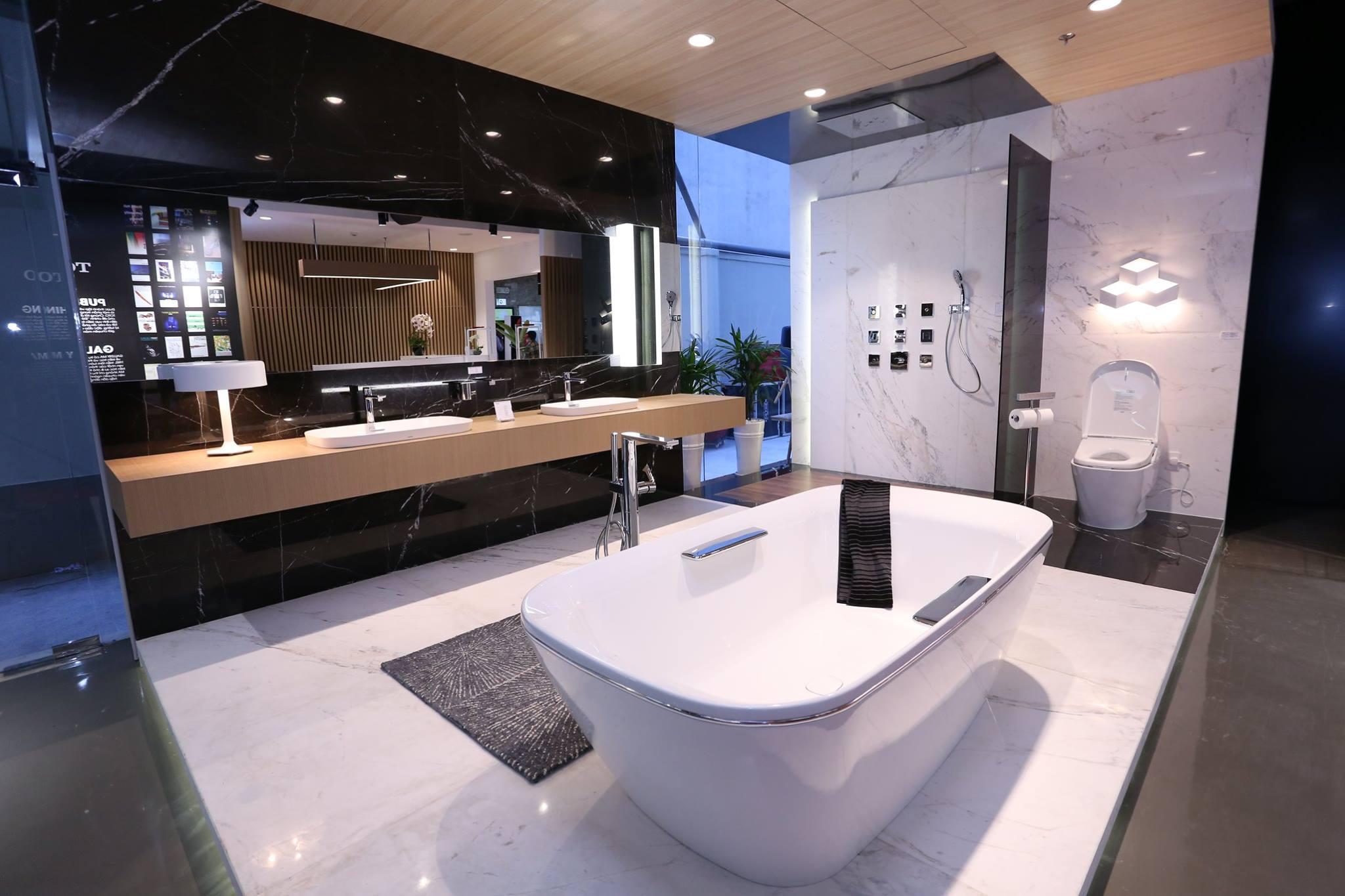 Comfortable Toto Showroom Images - Bathroom with Bathtub Ideas ...