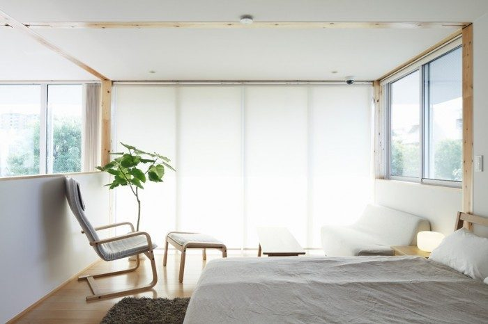 Phong c ch t i gi n v p trong thi t k n i th t nh t b n for Minimalist living japan