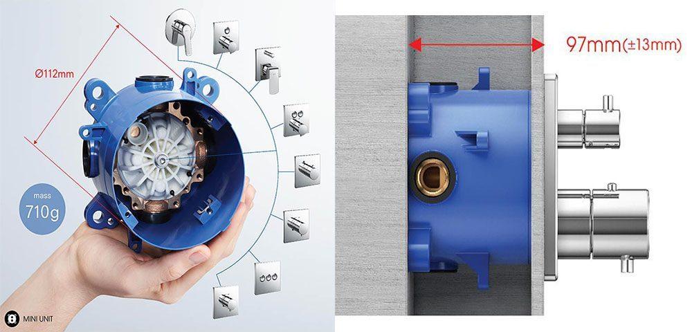 vòi nước nóng lạnh 3