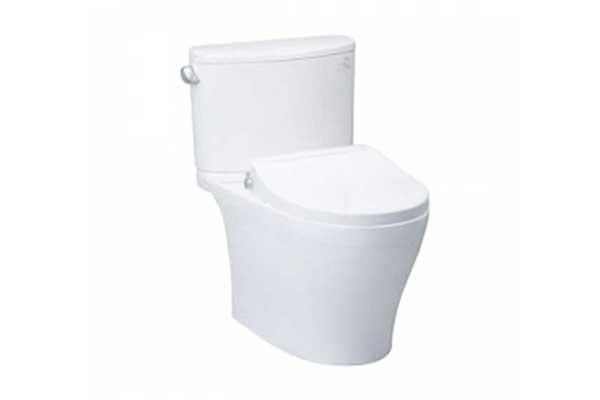 Close - Coupled Toilets with Ecowasher